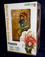 "Marvel Kotobukiya PHOENIX Bishoujo 9"" PVC Statue Figure 1/8 Scale X-Men 2010"