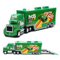 Disney Pixar Cars Chick Hicks Mack & No.86 Truck 1:55 Diecast Toys Loose New