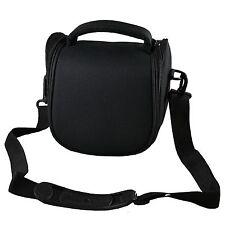 AA2 Black Camera Case Bag for Panasonic Lumix DMC FZ72 LZ20 LZ30 Bridge Camera