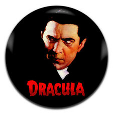 Dracula 1931 Classic Horror Movie 25mm / 1 Inch D Pin Button Badge