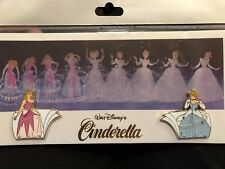 Disney Animation Celebration Cinderella Transformation 2 LE 500 Pin Event New