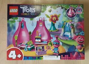 LEGO DreamWorks: Trolls World Tour - Poppy's Pod - 41251 - New & Unopened