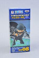 Banpresto One Piece World Collectible WCF Dressrossa Zoro DR08