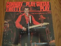 Conway Twitty - Play, Guitar Play 1977 USA