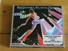 2 CD ROD STEWART Atlantic Crossing (expanded deluxe collector's edition)