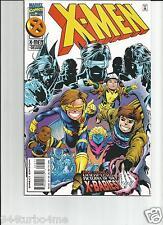 Marvel Comics X-Men #46 (1995) Return of the X-Babies