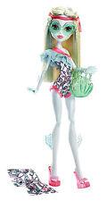 Monster High Lagoona Blue Swim Doll coleccionista muñeca raramente y7305