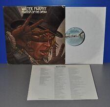 Walter Murphy-Phantom of the Opera USA'78 PROMO ORIGINALE VINILE LP