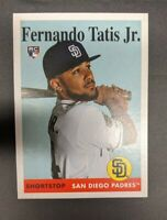 Fernando Tatis Jr San Diego Padres 2019 Topps ARCHIVES ROOKIE RC #75