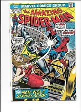 The Amazing Spider-Man #125 October 1973 Man-Wolf origin
