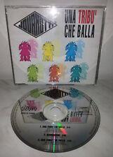 CD JOVANOTTI - UNA TRIBÙ CHE BALLA + REMIX BY BLACK BOX - SINGLE