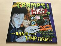 CRAMPS - TRASH IS NEAT #5: THE BAND THAT TIME FORGOT Vinyl LP