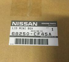 Genuine OEM Nissan 68250-CF45A Center Instrument Panel Cluster Lid 2005-08 350Z