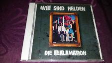 CD Wir sind Helden / Die Reklamation - Album
