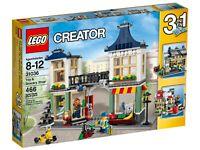LEGO® CREATOR 31036  Spielzeug- & Lebensmittelgeschäft - NEU / OVP