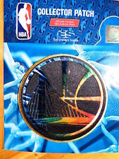 "Licensed NBA Golden State Warriors ""Tie Dye"" Fan Iron or Sew On Patch2"