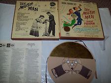 Original Broadway Cast Music Man by Morton Da Costa reel to reel tape / Aria