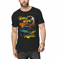 THIN LIZZY Nightlife Colour Mens T Shirt Unisex Tee Official Licensed Band Merch