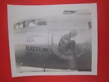 WW2 Original Photo ...'' Battlin' Betty ''..5x4...B-29