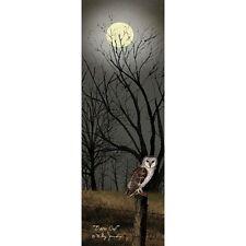 Billy Jacobs Barn Owl Night Farm Country Print