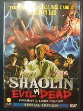 Shaolin Vs Evil Dead [Dvd] - Cd Yavg The Fast Free Shipping