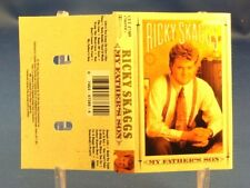 "RICKY SKAGGS - My Father's Son - EXCELLENT CONDITION CASSETTE - ""Same Ol' Love"""