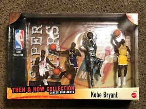 Kobe Bryant Then and Now Collection career Highlights.