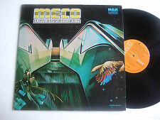 MECO MONARDO Encounters of every kind RCA MILS.4345 MEX 1978 Rare Mexican Disco