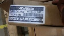 "DRI-SHIELD 2700 DRYLOK 2300 STATIC SHIELDING MOISTURE BARRIER BAG 8""x10"" 100 PK"