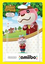 AMIIBO Animal Crossing LOTTIE ( CASIMIRA ) Nintendo 3DS 2DS WiiU / NUOVO