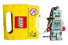 LEGO ROBOT PORTE-CLÉS TOUT NEUF