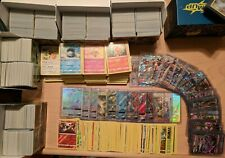 Pokemon Card 100 Lot - Includes Secret Rare - GX - Holo