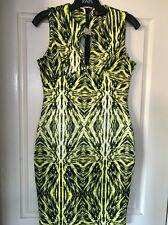 New Womens Designer KARDASHIAN Kollection Reflective Dress Size 12 - AMAZING!!!