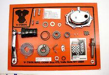 """Complete Kick Starter Kit Flat Knuckle Pan Shovelhead 61 74"""" Rigid EL UL FL FX"""