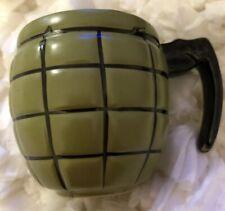 Collectible Hand Grenade Coffee Mug