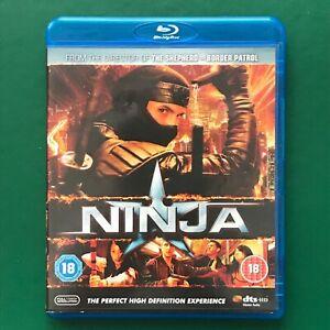 NINJA Blu-ray - Scott Adkins