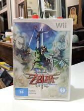 Legend of Zelda skyward sword brand New factory sealed