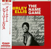 SHIRLEY ELLIS-THE NAME GAME-JAPAN MINI LP CD BONUS TRACK C94