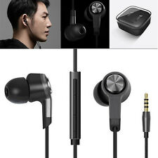 New Xiaomi OEM Piston 3 Earphones Earbuds In Ear With Mic Remote Wire Control