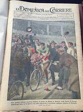 DOMENICA DEL CORRIERE RILEGATA 1924 ANNATA COMPLETA