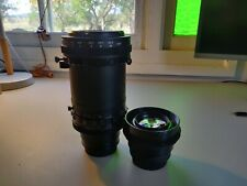 New listing 2x Anamorphic Lens Set - EF 85mm and 58mm