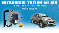 Mann ProVent Oil Catch Can Kit for Mitsubishi Triton 2006-15 ML MN 2.5L Challeng