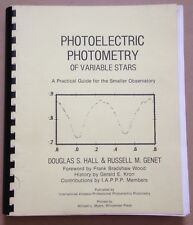 Photoelectric Photometry of Variable Stars by Douglas S. Hall (1982)