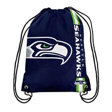 Seattle Seahawks NFL Drawstring BackPack - SackPack ~ NEW!