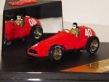 FERRARI 625 #40 M. HAWTHORN ITALY GP 1954 QUARTZO WITH DRIVER QFC99013 1:43