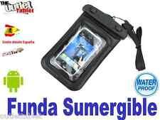 Funda carcasa acuatica sumergible smartphone Samsung galaxy Ace protección agua