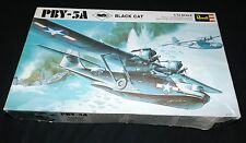 Revell 1/72 Consolidated PBY-5A Catalina Black Cat Raider  - Vintage Kit - NIOB