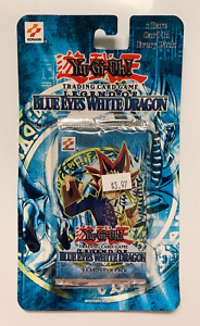 Yu-Gi-Oh! Brand New Legend of Blue Eyes White Dragon Unlimited Blister Pack