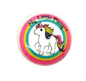 ⭐️ My Little Pony ⭐️ G1 Euro Moonstone Used Puffy Sticker Accessory!
