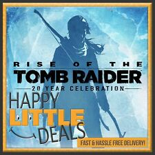 Rise of the Tomb Raider 20 Year Celebration Pc Steam Game Global Key (No Cd/Dvd)